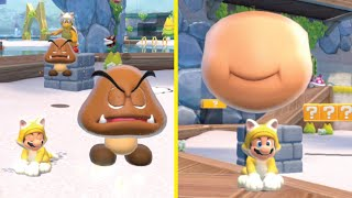 Modding Random Super Mario 3D World + Bowser's Fury objects with Fire Bros! [Bowser's Fury]