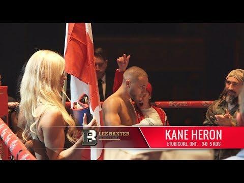 Kane Heron vs Dwayne Durel At Civil War