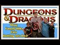 Dungeons And Dragons | Family Hike | Eats | VLOG