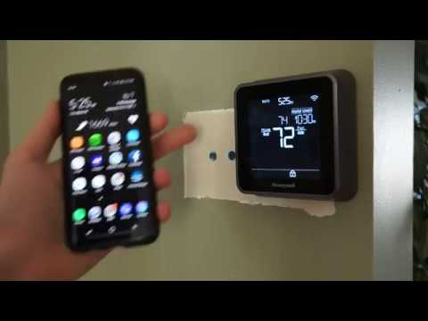 Honeywell Lyric T5 Thermostat Demo and Review