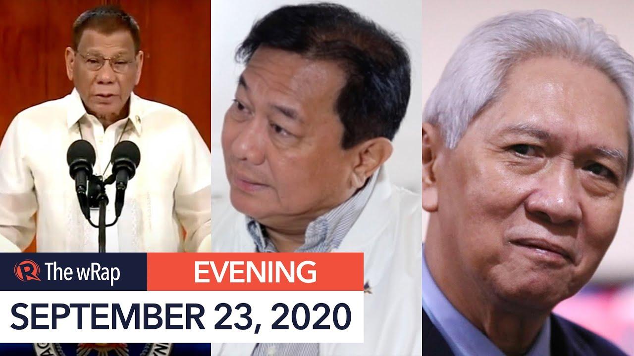 Download Duterte addresses UN general assembly, raises Hague ruling | Evening wRap
