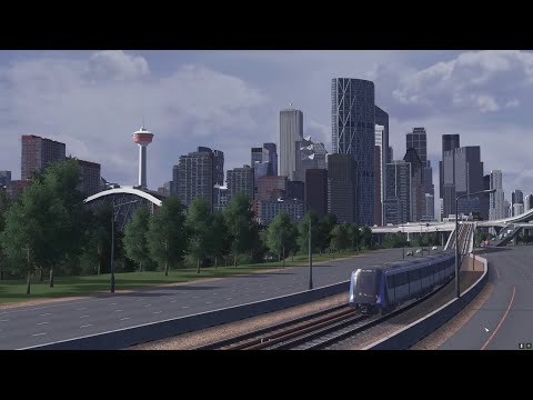 The Calgary Project   November 2020 Preview   Cities: Skylines