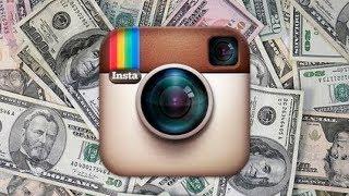 Как можно заработать в инстаграме. Как заработать в инстаграм реальные деньги.