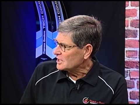 Sports Central #208 - Interview w/ Jim Ryun and Paul White