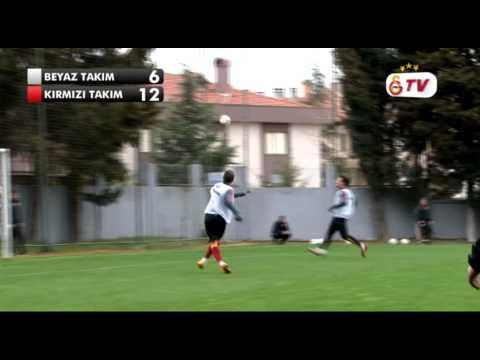 GSTV | Florya'da Antrenmandan Renkli...