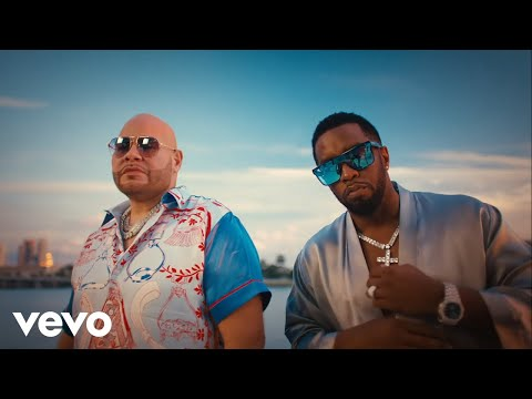 Fat Joe, DJ Khaled & Amorphous – Sunshine (The Light)