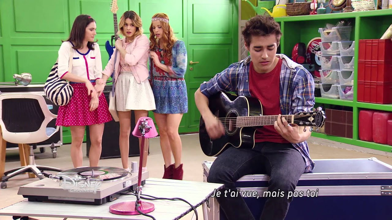 Violetta saison 3 voy por ti pisode 38 - Violetta chanson saison 3 ...
