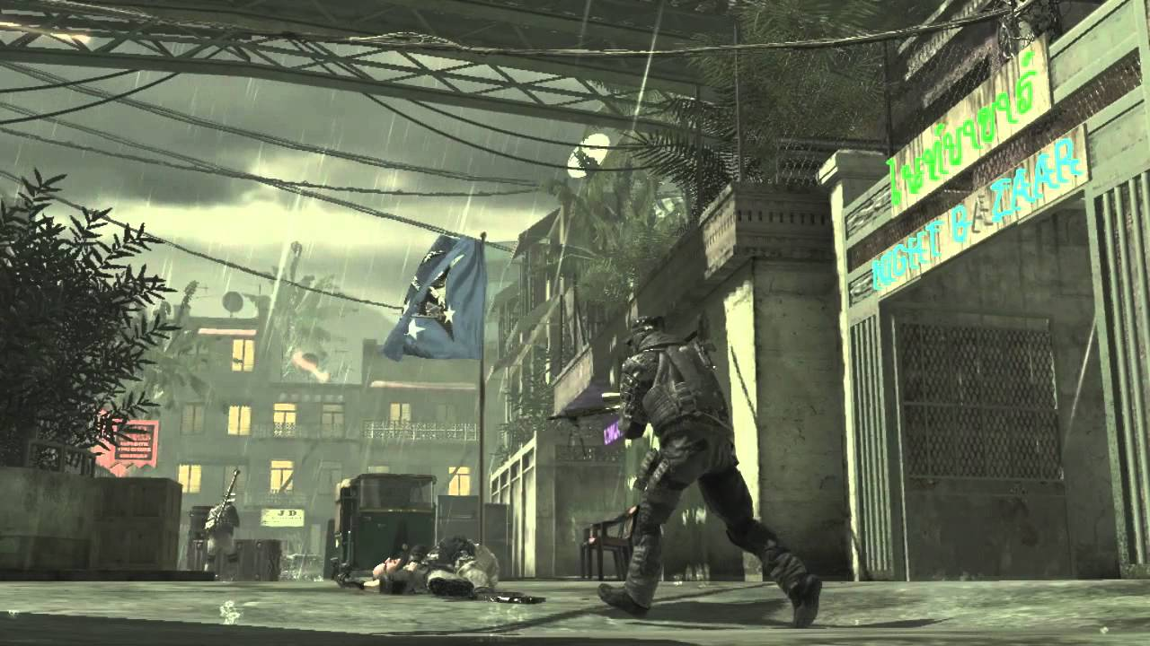 Call Of Duty Modern Warfare 3 Multiplayer Trailer World Premiere Youtube