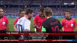 أهداف مباراة الأرجنتين وكرواتيا (0-3) مع ملخص المباراة | تعليق رؤوف خليف