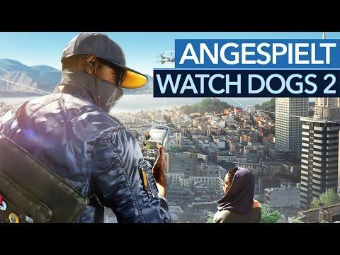 Watch Dogs 2 - Gameplay aus der PS4-Pro-Version