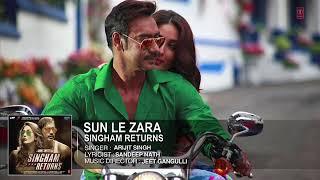 Sun Le Zara Original Clean Karaoke