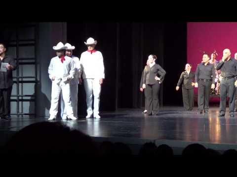 Harris Theatre 2013 Alumni zapateado