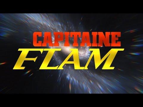 Capitaine Flam   - karaoké video chanté