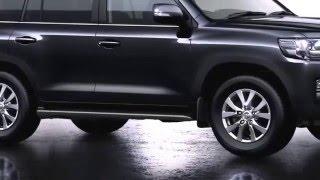 2016 New Toyota Land Cruiser V8 200 Facelift Review