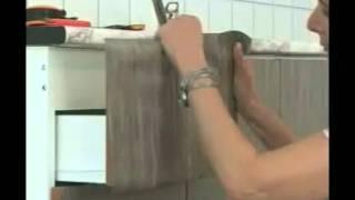 Mutfak Dolabı ve Dolap Kaplama Folyosu Uygulama videosu