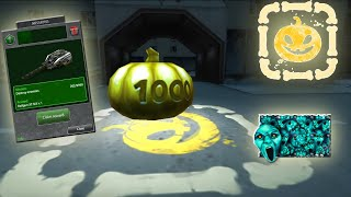 Tanki Online - Halloween Gold Boxes x10 !? + Railgun XT Mission | Dropping Golds.. thumbnail