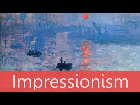 Impressionism - Overview from Phil Hansen
