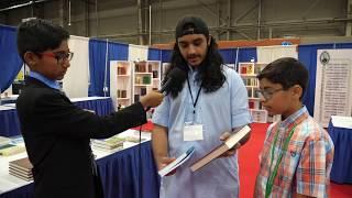 Jalsa Salana USA 2019 - Atfal Reporter: Book Store