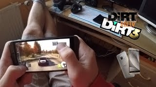 DiRT 3 and DiRT Rally on Phone | KinoConsole