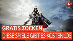 Gratis zocken - Diese Spiele gibt es kostenlos 17.04.2020 | Special