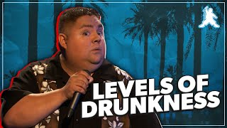 Levels of Drunkness | Gabriel Iglesias