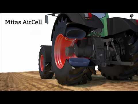 Tyre Innovations Mitas Aircell