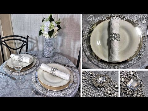 diy-round-glam-placemats-dollar-tree-glam-home-decor-ideas