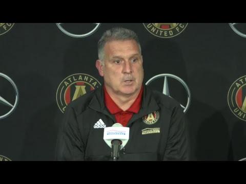 vs NYR  Post-Match Press Conference