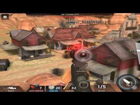 Kill Shot Bravo Region 20 Primary Mission 13 - Kill 7 Enemies