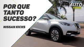 Nissan Kicks review completo do SUV