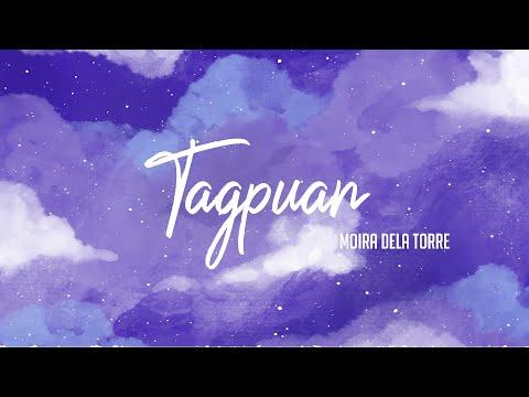 Moira Dela Torre - Tagpuan (Lyric Video)