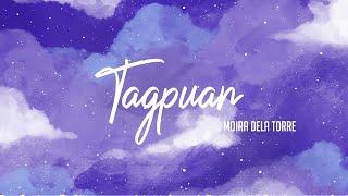 Moira Dela Torre - Tagpuan (Lyric)
