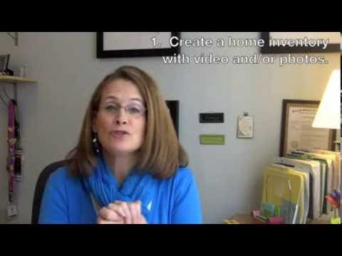 Family Finance Tips ~ Home Inventory