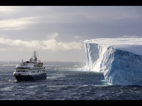 N.Atlantic Icebergs Expected Until Late JUNE, Arctic still -30C & Icebergs in Shipping Lanes (568)