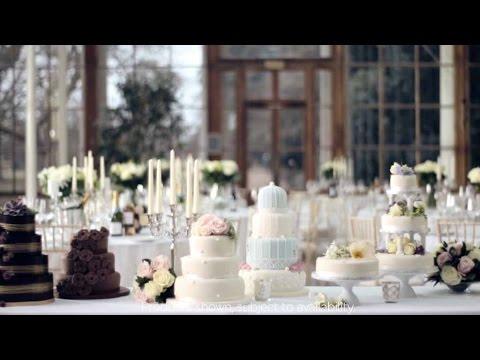 M&S Wedding: Wedding Cake Tutorials
