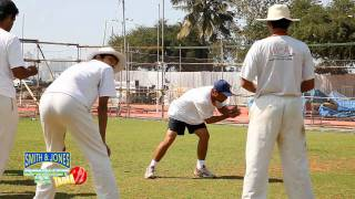 Cricket Practice:Slip and Close Catching