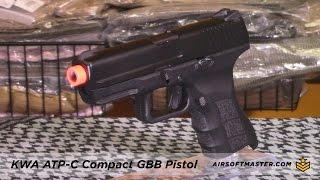 KWA ATP-C Compact Gas Blowback Pistol