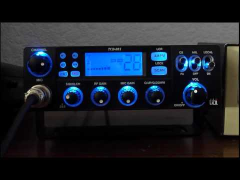 USA Heard From Scotland (Irvine, Ayrshire) On TTI TCB-881 CB Radio #2 (30sep2012)