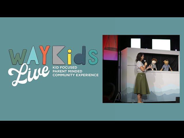 WayKids Live | September 6th