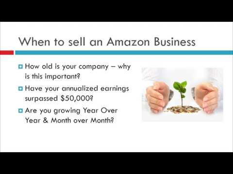 How to Sell an Amazon FBA Business for Top Dollar