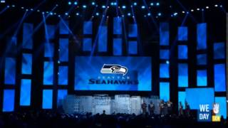 Seahawks at We Day Seattle 2015