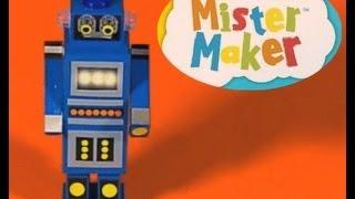 Mister Maker - Mini Robot