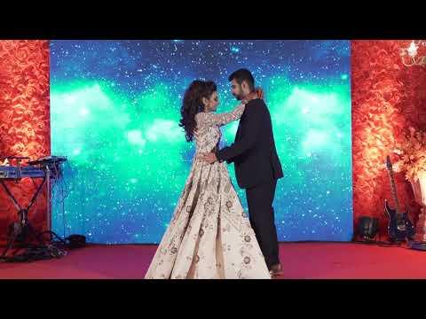 Couple Dance of #arayofnam | Jab Koi Baat | Janam - Janam | Interactive LED Performance