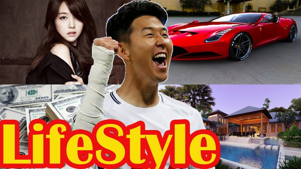 Son heung min family information biography income for Son heung min squadre attuali