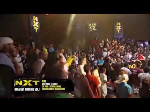 Download CM Punk & Seth Rollins vs Antonio Cesaro & Kassius Ohno-  WWE NXT FULL Show , 12 October 2012