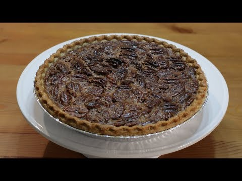 How to Make Pecan Pie | Easy Amazing Homemade Pecan Pie Recipe