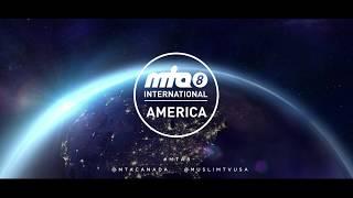 Launch of MTA8 - America