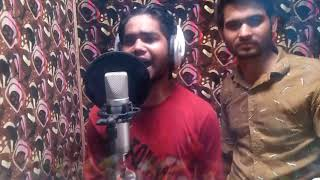 Kush Premi का हिट Bolbum Song Recording Time In Maithili Studio