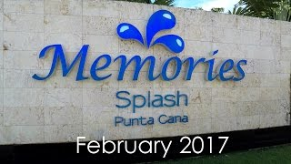 Memories Splash Punta Cana 2017