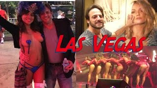 The Las Vegas Strip.   Pool parties!  Pit Bull!  Casinos and Nightlife.